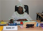Mme Diop, Rama Sy