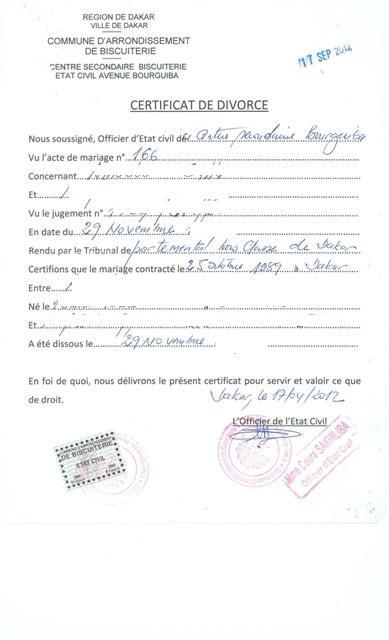 acte de mariage c3a9tranger - Acte De Mariage Nante